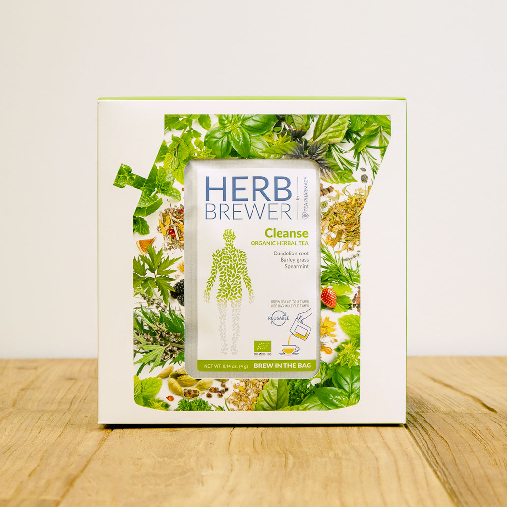 HERB BREWER Cleanse(クレンズ) 7個